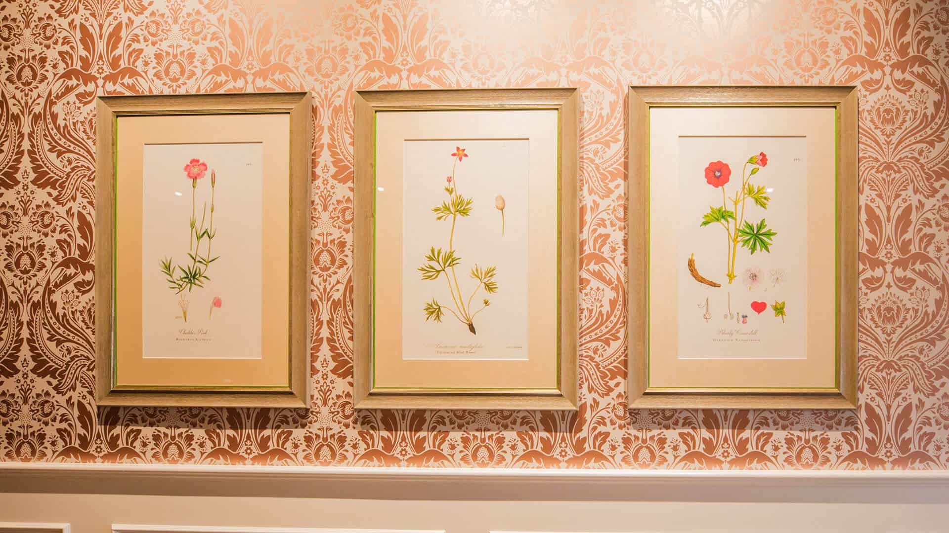 Photo of Coco nailboutique Wall art by DIG53. Custom Botanical Prints.